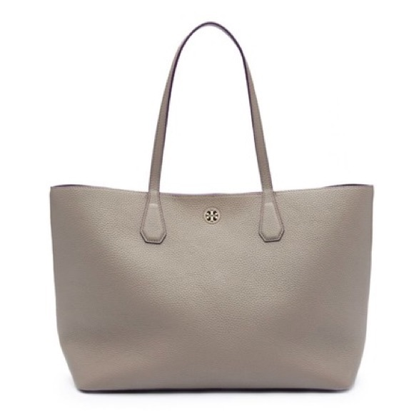 b940e2b48 Tory Burch Bags | French Perry Tote Bag Purse French Gray | Poshmark